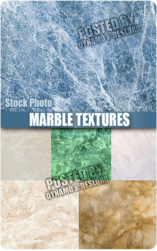 Marble textures - UHQ Stock Photo