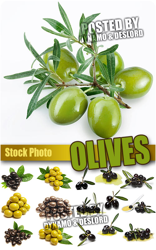 Olives - UHQ Stock Photo
