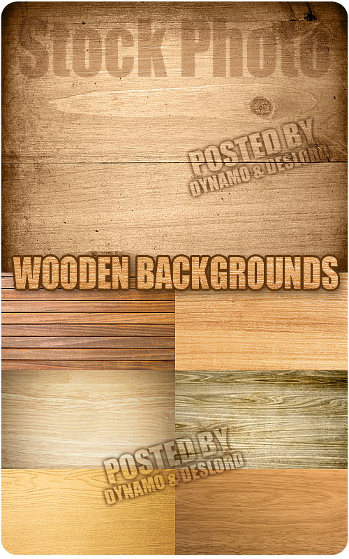 Wooden backgrounds - UHQ Stock Photo