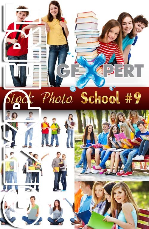 Back to School #9 - Stock Photo