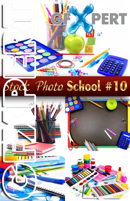 Back to School #10 - Stock Photo