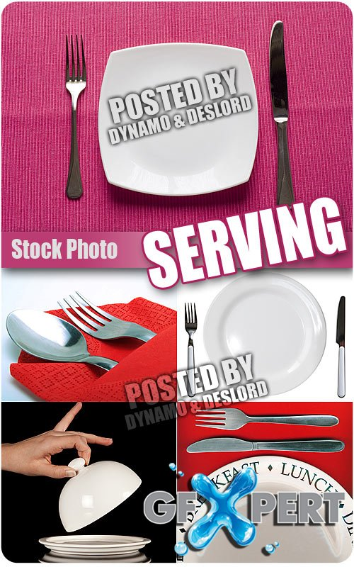 Serving - UHQ Stock Photo