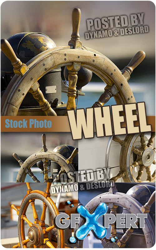Wheel - UHQ Stock Photo