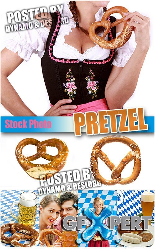 Pretzel - UHQ Stock Photo