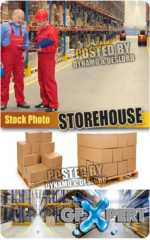 Storehouse - UHQ Stock Photo