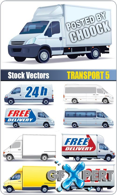 Transport 5 - Stock Vector