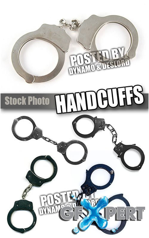 Handcuffs - UHQ Stock Photo