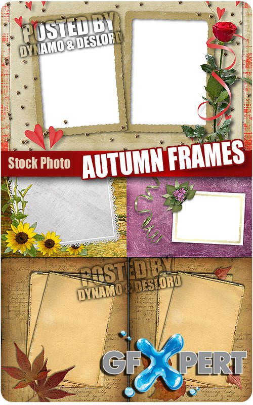 Autumn Frames - UHQ Stock Photo