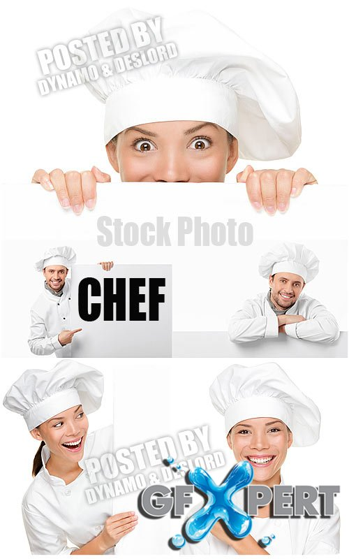 Chef - UHQ Stock Photo