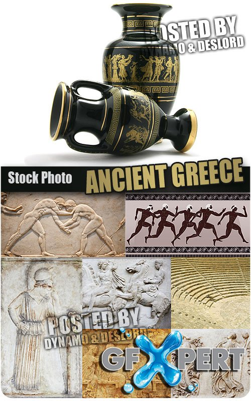 Ancient Greece - UHQ Stock Photo
