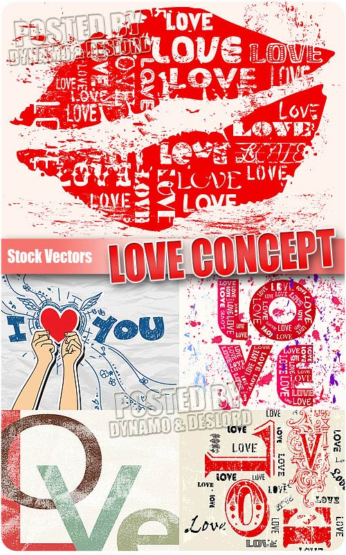 Love concept - Stock Vectors