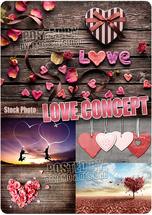Love concept 3 - UHQ Stock Photo