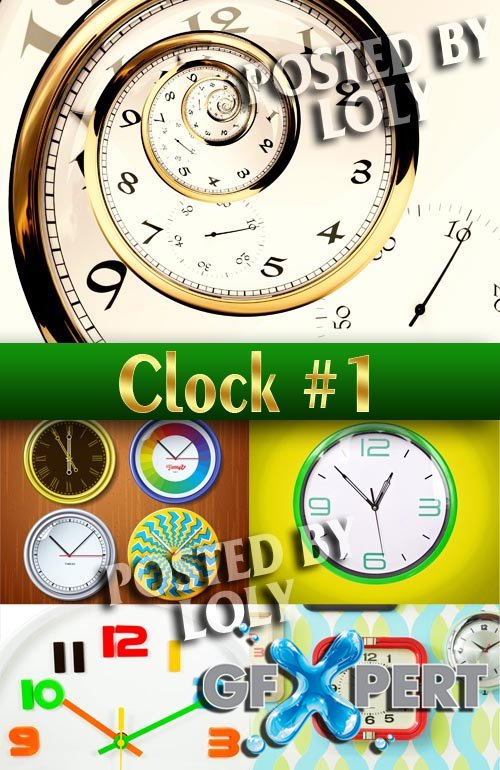 Watch # 1 - Stock Photo