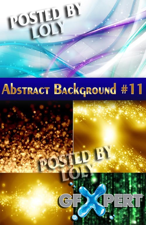 Abstract Backgrounds #11 - Stock Photo
