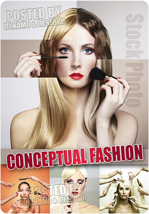 Conceptual fashion - UHQ Stock Photo