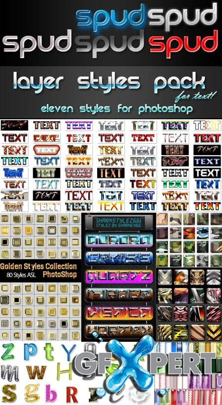 Photoshop Styles Pack [2013]