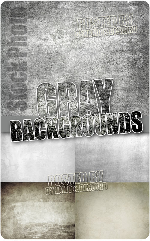 Gray backgrounds - UHQ Stock Photo