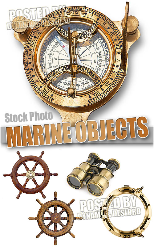 Marine objects - UHQ Stock Photo