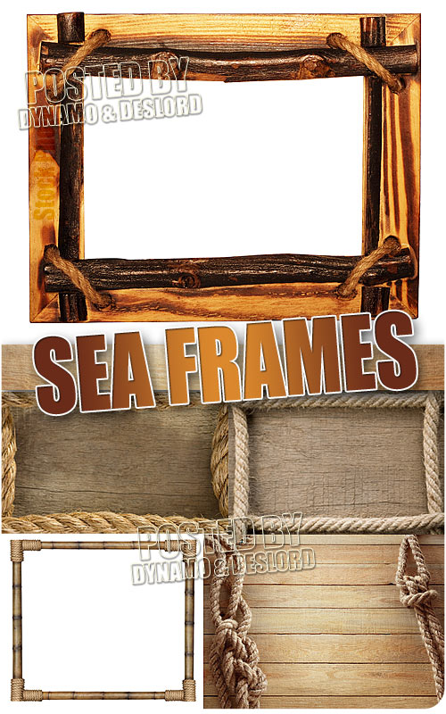 Sea frames - UHQ Stock Photo