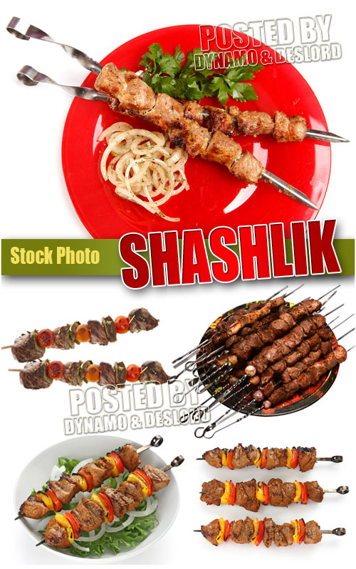 Shashlik - UHQ Stock Photo
