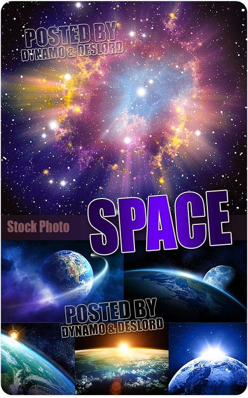 Space - UHQ Stock Photo