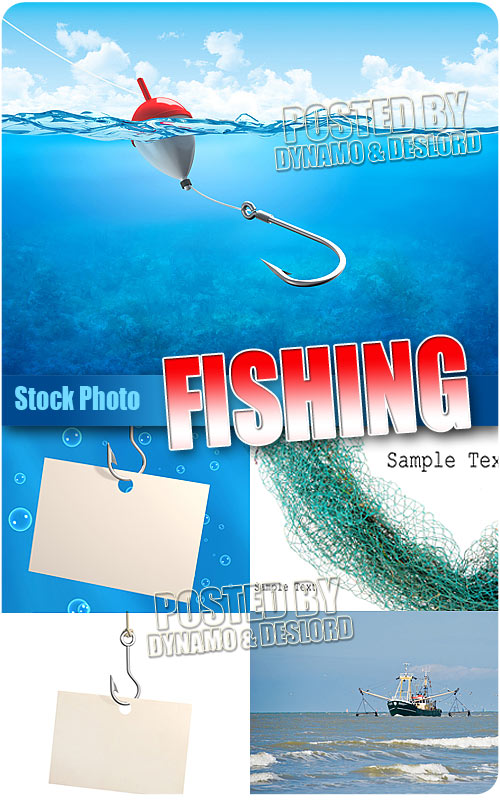 Fishing - UHQ Stock Photo