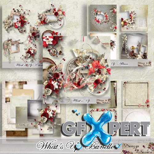 Scrap kit What's Up