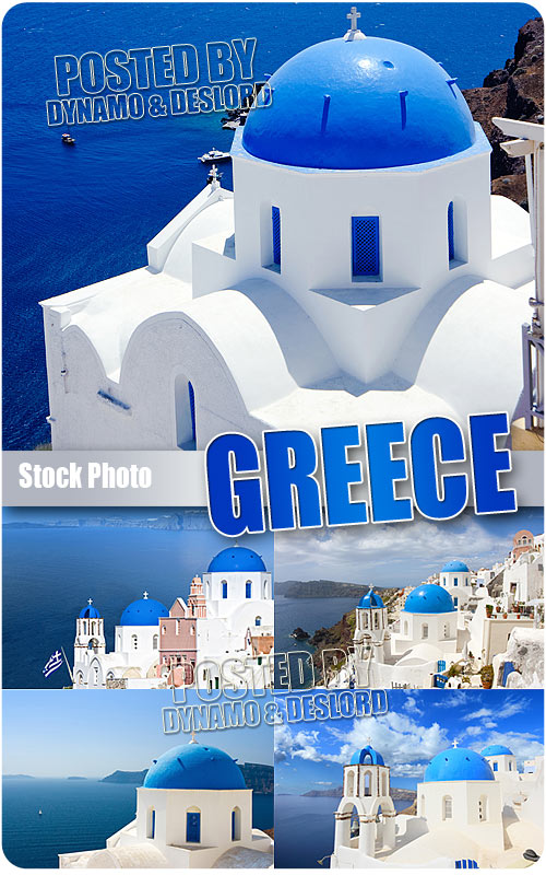 Greece - UHQ Stock Photo