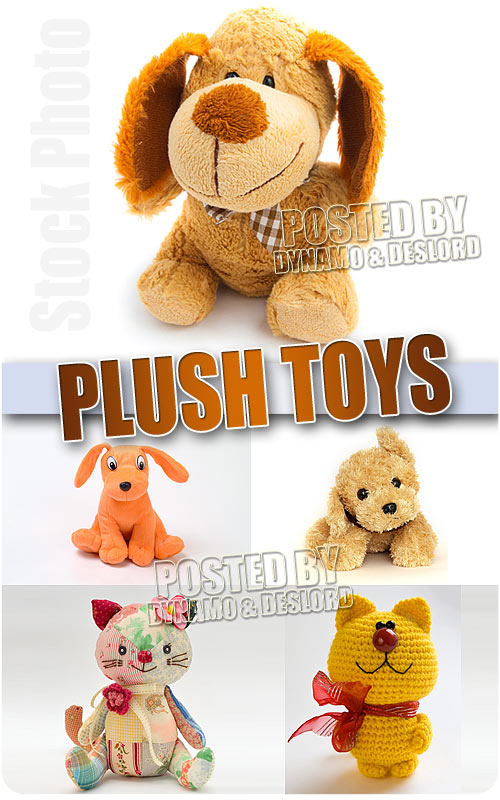Plush Toys - UHQ Stock Photo