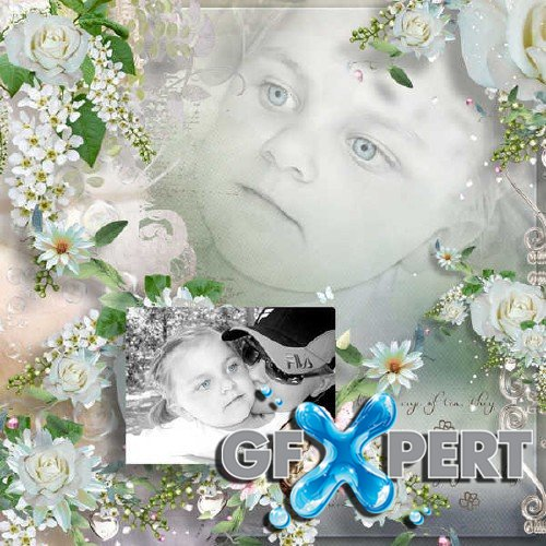 Digital scrap kit - Love You Mama