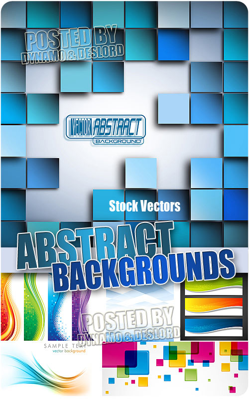 Abstract bacgrounds - Stock Vectors