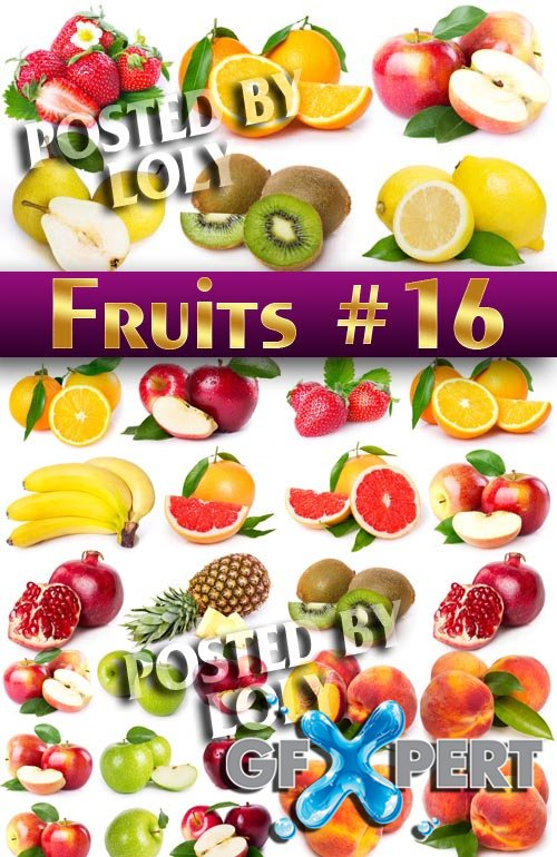 Fresh Fruit #16 - Stock Photo