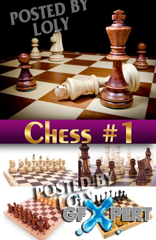 Chess #1 - Stock Photo