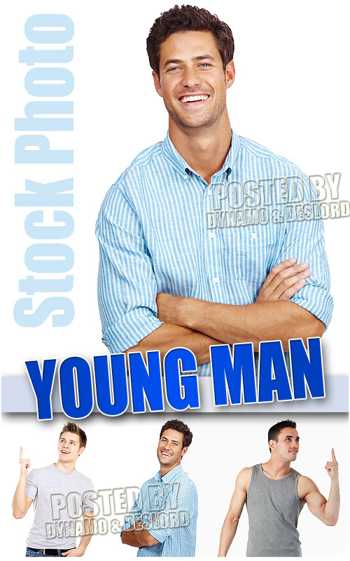 Young man - UHQ Stock Photo