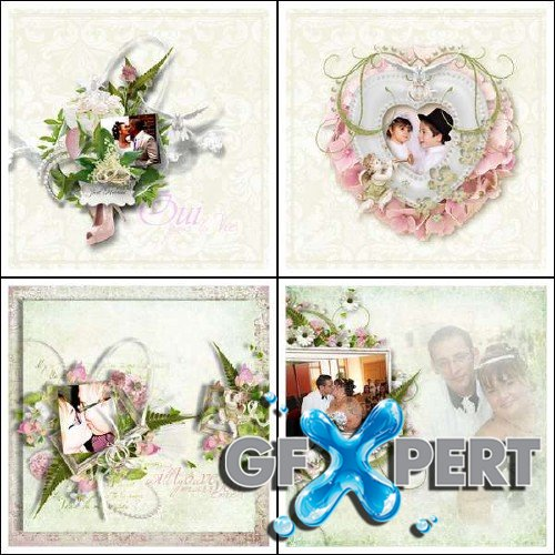Scrap kit - Will You Marry Me?