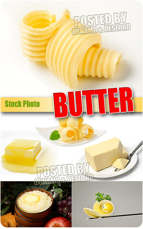 Butter - UHQ Stock Photo