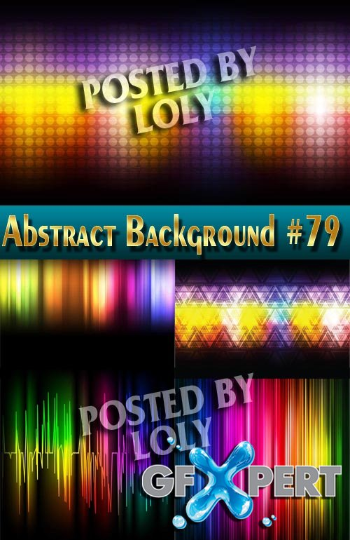 Vector Abstract Backgrounds #79 - Stock Vector