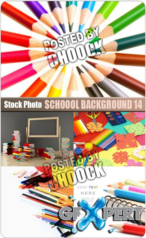 Schoool background 14 - Stock Photo