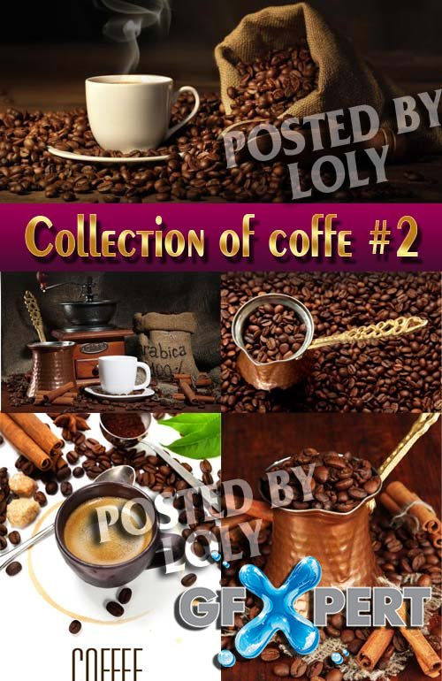 Food. Mega Collection. Coffee #2 - Stock Photo
