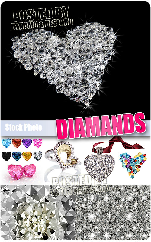 Diamands - UHQ Stock Photo