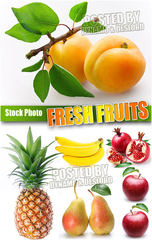 Fresh Fruits - UHQ Stock Photo