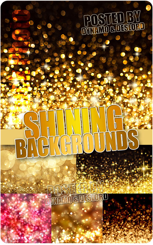 Shining backgrounds - UHQ Stock Photo