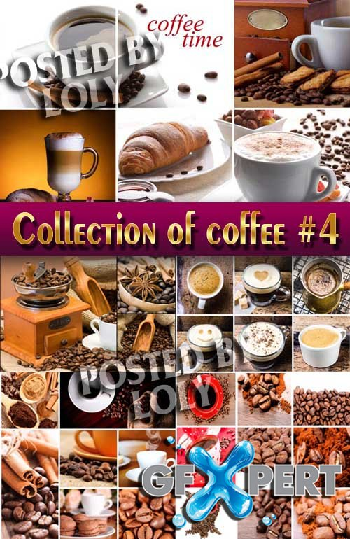 Food. Mega Collection. Coffee #4 - Stock Photo