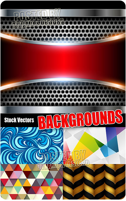 Backgrounds - Stock Vectors