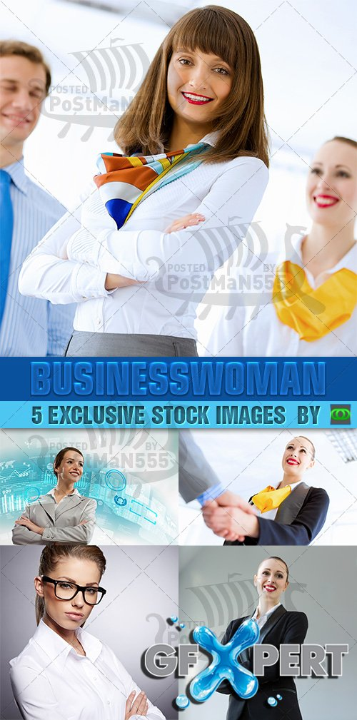 PhotoStock - Businesswoman