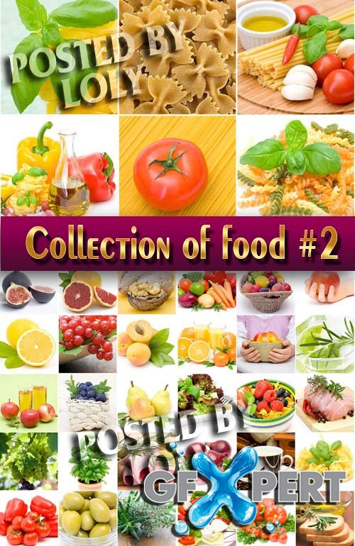 Food. Mega Collection #2 - Stock Photo