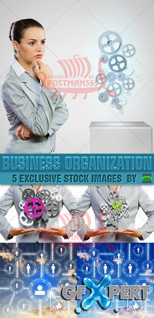 PhotoStock - Business organization
