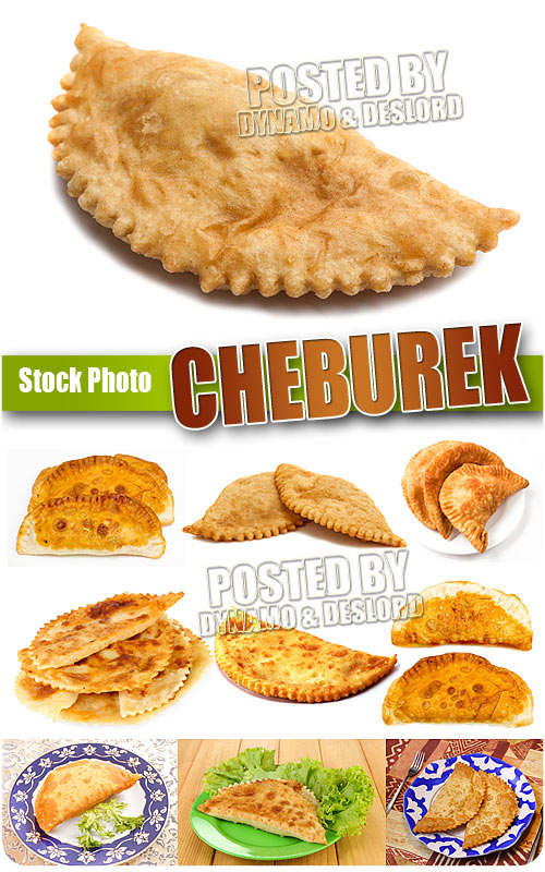 Cheburek - UHQ Stock Photo