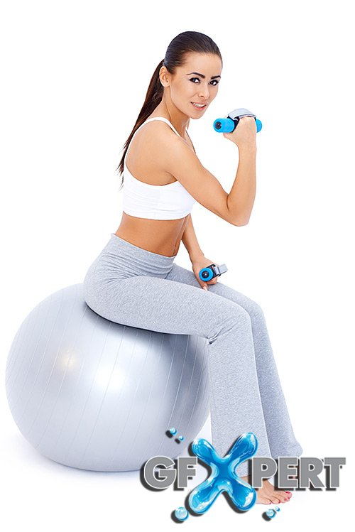 Fitness girls Collection, 1 - PhotoStock