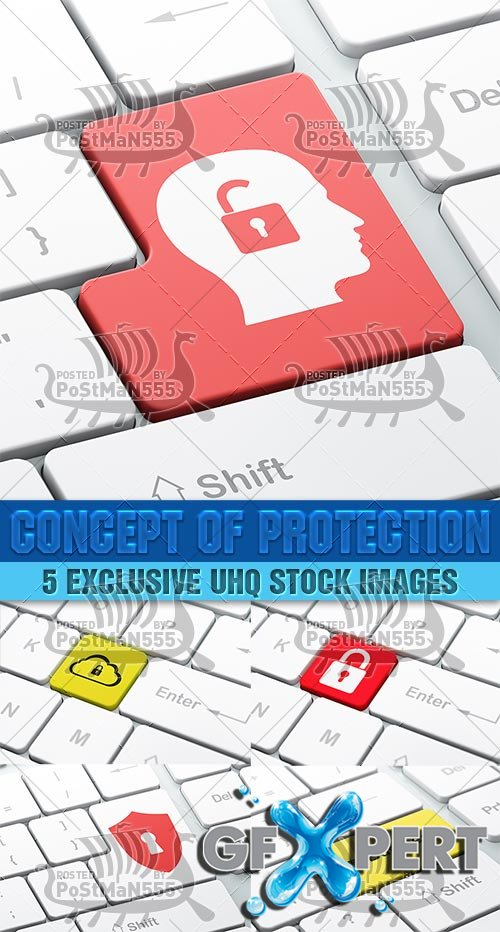 Concept of protection, 2 - PhotoStock